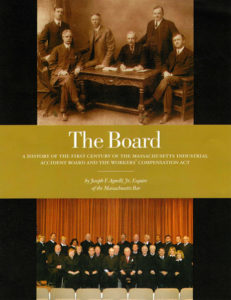 The Board - Joseph F. Agnelli, Jr., Esquire