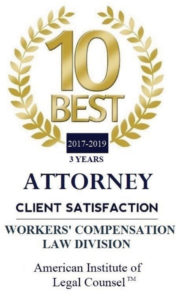Three Years 10 Best Legal Counsel for Client Satisfaction